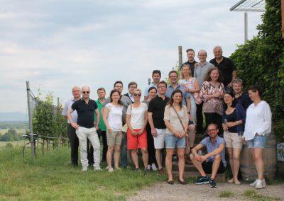Weinreise Baden 2017